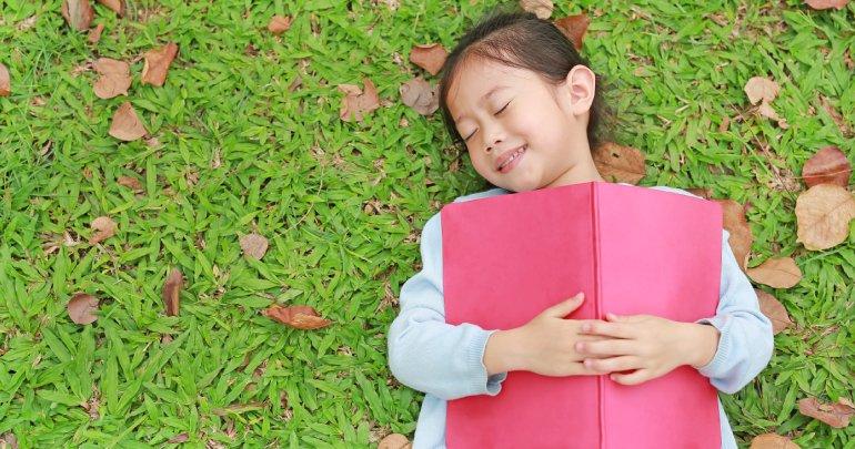 Stridor - girl reading - Gillespie Approach–Craniosacral Fascial Therapy