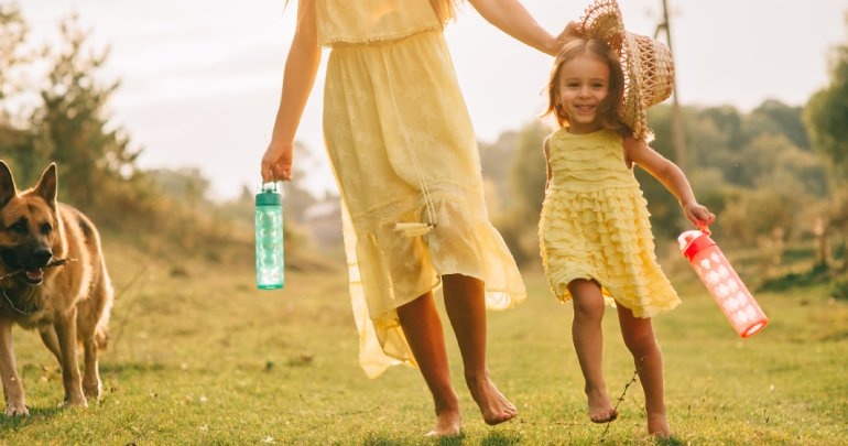 Mom - low milk - running with daughter - Gillespie Approach–Craniosacral Fascial Therapy
