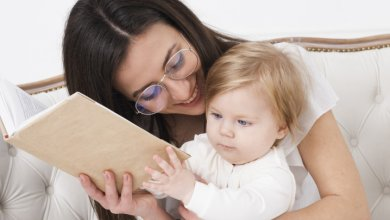 Role in pediatrics - mother reading to child - Gillespie Approach–Craniosacral Fascial Therapy