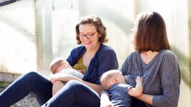 Baby experiences improvement in breastfeeding - mothers breastfeeding - Gillespie Approach–Craniosacral Fascial Therapy
