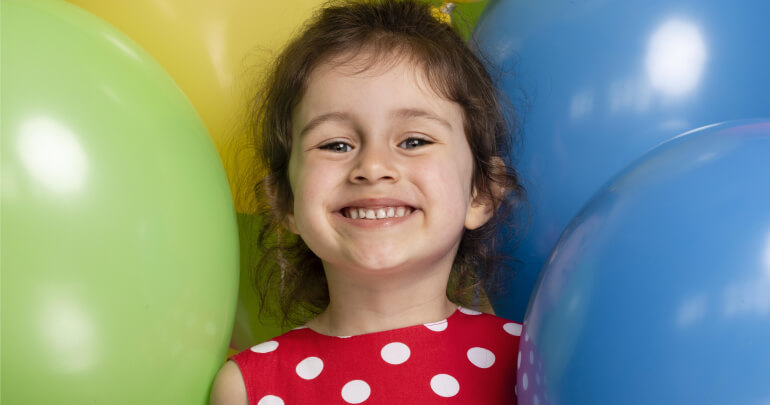 Childhood urogenital issues - child balloons - Gillespie Approach–Craniosacral Fascial Therapy