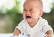 Unconsolable crying - baby boy crying - Gillespie Approach–Craniosacral Fascial Therapy